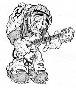 Le Rapport en Image - Page 37 Guitariste